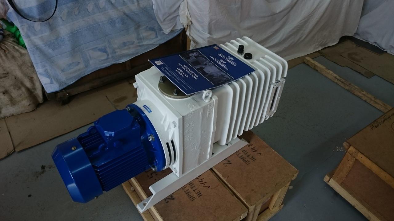 Насос 2НВР-60Д (НВР-16Д, 2НВР-16ДМ) для откачки газов