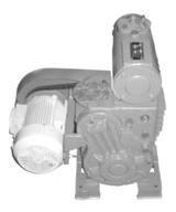 Насос АВЗ-125Д насос агрегат вакуумный золотниковый АВЗ откачка