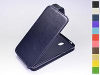 Откидной чехол из натуральной кожи для Nokia 7