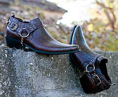 Казаки Etor 26-884-115 коричневый
