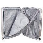 Качественный пластиковый чемодан на колесиках , фото 8