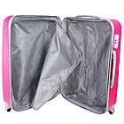 Модный пластиковый чемодан на колесиках Wanger, фото 6