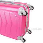 Модный пластиковый чемодан на колесиках Wanger, фото 9