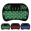 Бездротова клавіатура з вбудованим тачпадом LED-підсвічування