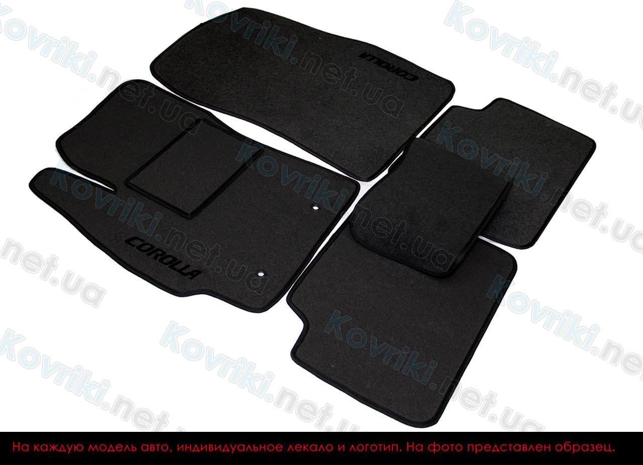 Ворсовые (тканевые) коврики в салон BMW 5 F10