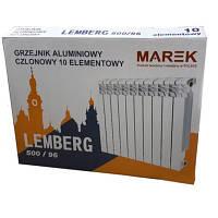 Алюмінієвий радіатор MAREK LEMBERG 500Х96