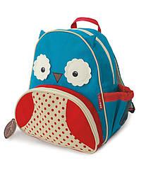 Детский рюкзак Skip Hop Zoo Pack (Zoo Little Kid Backpack) - Owl (Сова), 3+
