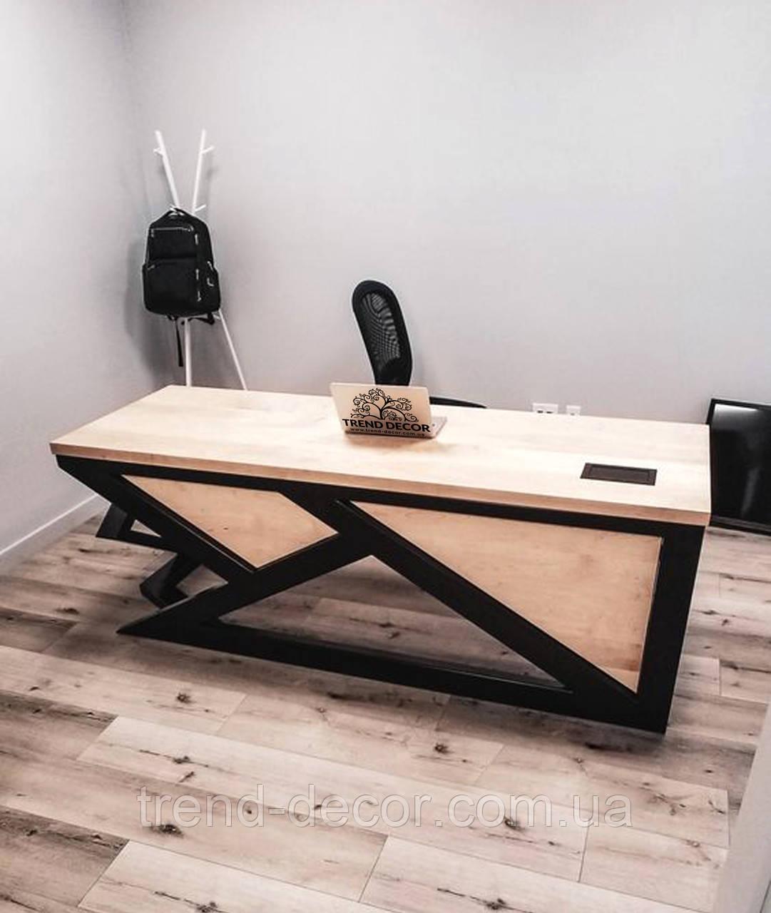 Офисный стол руководителя OS 029