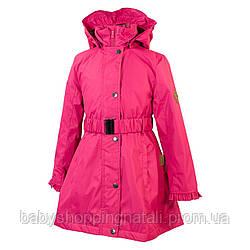 Пальто демисезонное LEANDRA HUPPA, LEANDRA 18030004-00063, 7 лет (122 см), 7 лет (122 см)