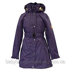 Пальто демисезонное LEANDRA HUPPA, LEANDRA 18030004-70073, 9 лет (134 см), 9 лет (134 см)