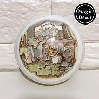 Royal Doulton Brambly Hedge Ежевичная Поляна фарфоровая Шкатулка мышка День Рождения Birthday Англия