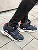 """Мужские зимние кроссовки Adidas yeezy boost 700 """"Dark Blue"""", фото 4"""