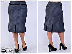 Женская юбка, батал Размеры 52.54.56.58.60