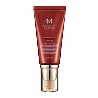 ВВ Крем увлажняющий и матирующий Missha M Perfect Cover BB Cream №23 Натуральный бежевый (20 мл), фото 1