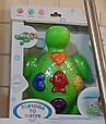 Игрушка для ванной 5533 Черепаха-сортер, фото 5