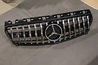 Решетка радиатора Mercedes A-class W176 стиль Panamericana