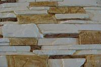 """Гипсовый декоративный камень, гипсовая плитка """"Аляска"""" Цвет под заказ"""