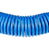 Шланг спиральный полиуретановый (PU) 20м 5.5×8мм Sigma (7012041), фото 2