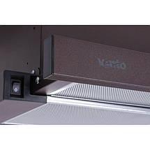 Вытяжка VENTOLUX GARDA 50 BR (750) SMD LED, фото 2
