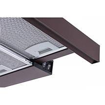 Вытяжка VENTOLUX GARDA 50 BR (750) SMD LED, фото 3