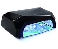 Лампа для ногтей UV Lamp SUN  36 W, Гибридная лампа маникюрная, Лампа для гель лака