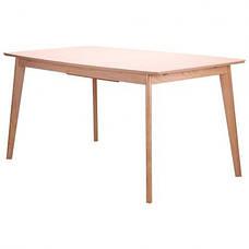 Стол обеденный раздвижной Чедер бук беленый, фото 3