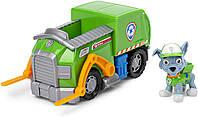 Игровой набор Щенячий патруль Спасательный автомобиль Рокки Paw Patrol Rocky's Recycle Truck Vehicle
