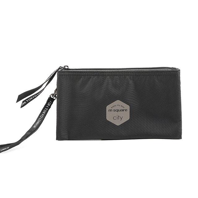 Тревел гаманець M Square чорний