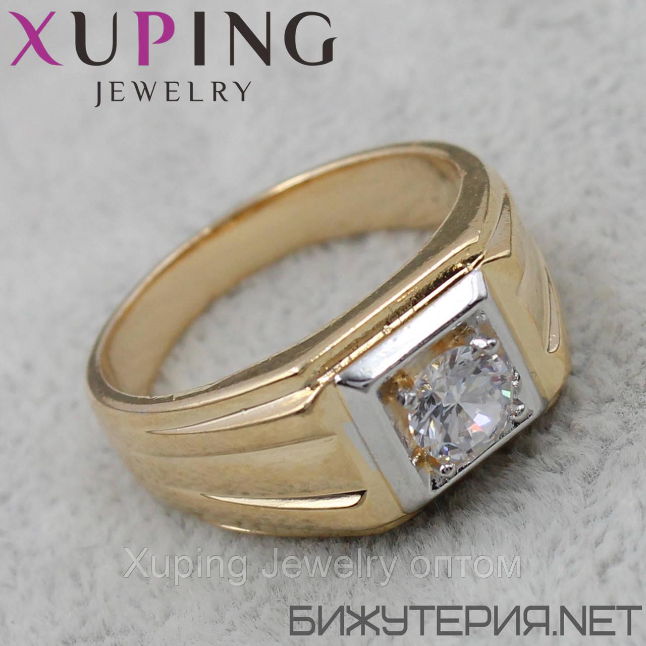 Перстень Xuping медицинское золото 18K Gold - 1025732913