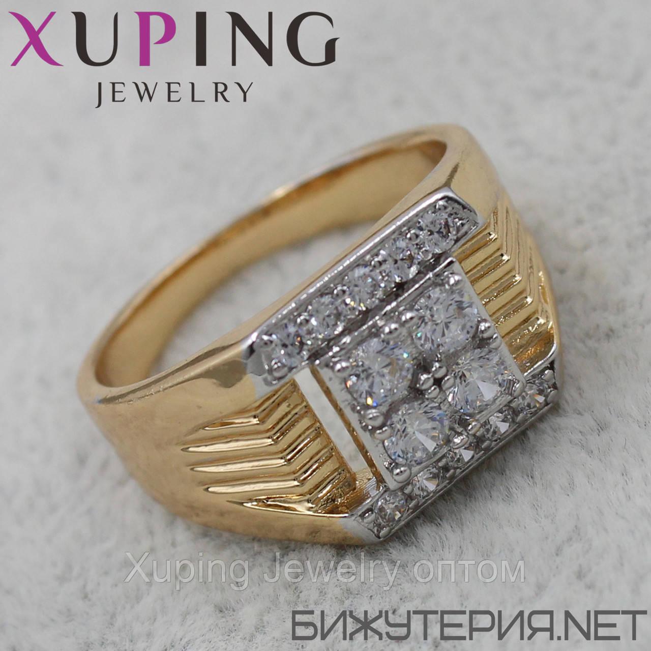 Перстень Xuping медицинское золото 18K Gold - 1025748211