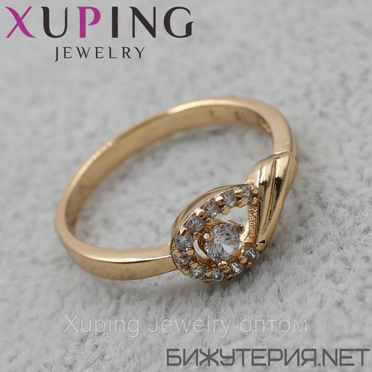 Кольцо Xuping медицинское золото 18K Gold - 1027650697