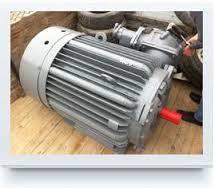 Высоковольтный электродвигатель типа 1ВАО-560LA-8 У2,5 500 кВт/750 об/мин 6000 В, фото 2