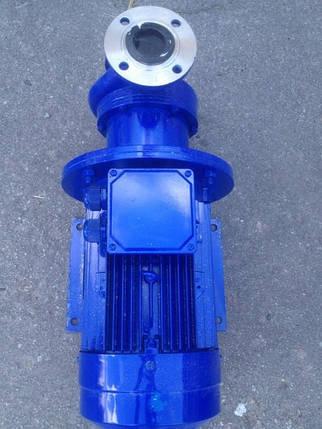 Насос КМ 50-32-120. Проточная часть-нержавеющая сталь - 12X18Н1ОТ, фото 2