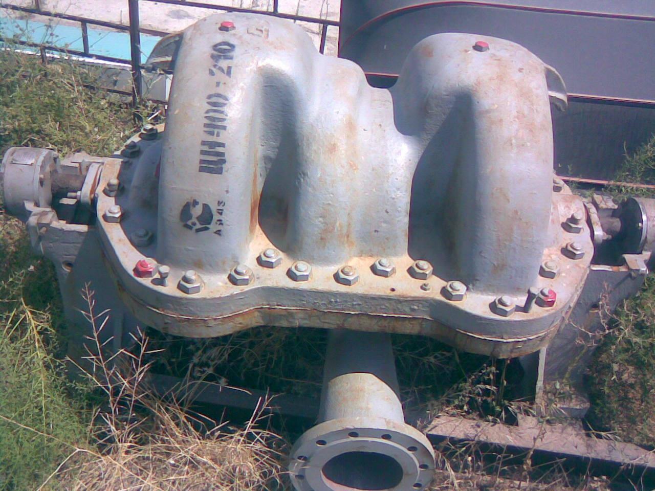 Насос 3В200х4 (ЭВ200х4) ЦН 400-210