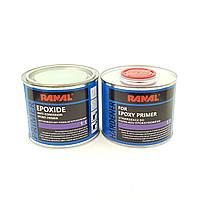 Грунт эпоксидный 1+1 Ranal 0,4л+0,4л серый