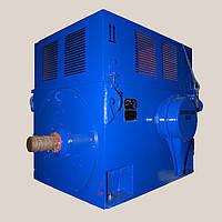 Высоковольтный электродвигатель типа А4-400У-6МУ3 500 кВт/1000 об/мин, фото 2