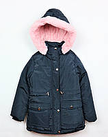 Зимние куртки для девочки ATURE  Венгрия