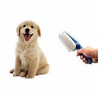 Щетка для собак и кошек Pet Groom! Щетка для собак и кошек от шерсти