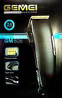 Стрижка GM 806  ART 3416, Машинка для стрижки, Триммер, Профессиональный инструмент для стрижки с насадками