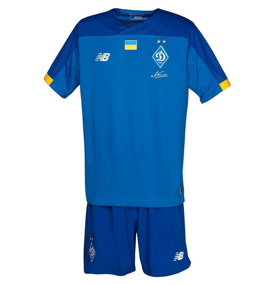 Футбольная форма Динамо Киев 2019-2020 синяя размер S