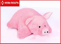 Подушка-игрушка Свинка 45 см