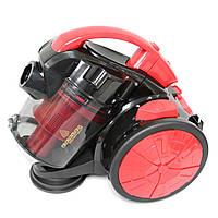 Vacuum Cleaner CB 0110 Crownberg 2400W, Колбовый пылесос, Контейнерный пылесос, Пылесос мощный с контейнером