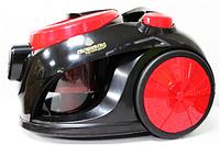Vacuum Cleaner CB 659 Crownberg 3500W, Контейнерный пылесос с турбо щеткой, Мощный пылесос с колбой без мешка