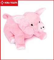 Мягкая игрушка Свинка 36 см