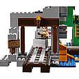 """Конструктор Bela 11363 Майнкрафт """"Шахта крипера"""" 852 детали - Аналог Лего 21155, фото 8"""