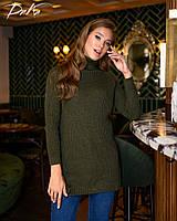 """Стильний жіночий светр """"В'язка"""" Yulia, фото 1"""