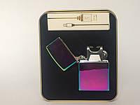 Электроимпульсная USB Зажигалка ZIPPO Электрическая зажигалка