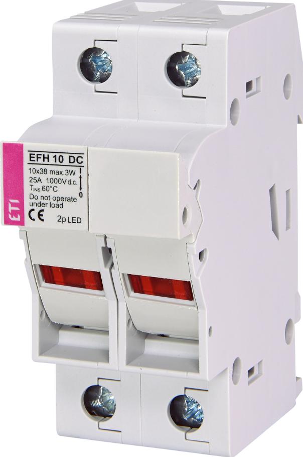 Разъединитель EFH 10 DC LED 2 полюса 2540213