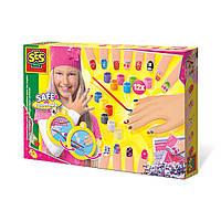 Игровой набор для юного нейл-арт мастера - МОДНИЦА (декор для ногтей), 014975S