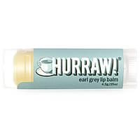 Бальзамы для губ (Эрл Грей), Hurraw! 4,3 г